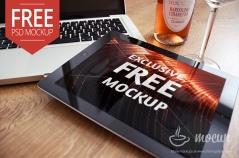 free-ipad-2-mockup-exclusive-b